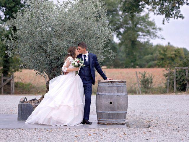 Le mariage de Alexandre et Whitney à Nozay, Loire Atlantique 22