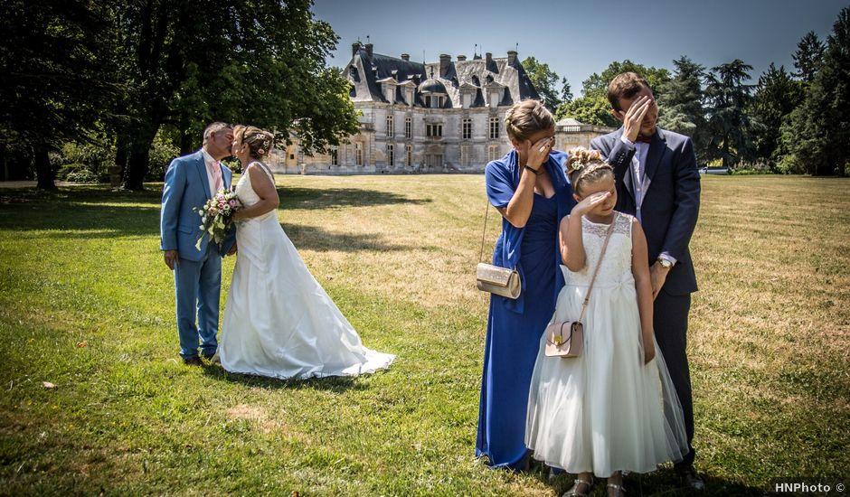 Le mariage de Pascal et Sandrine à Louviers, Eure