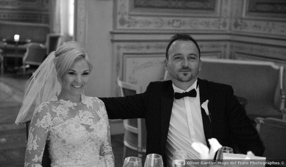 Le mariage de Mathiew et Hana à Paris, Paris
