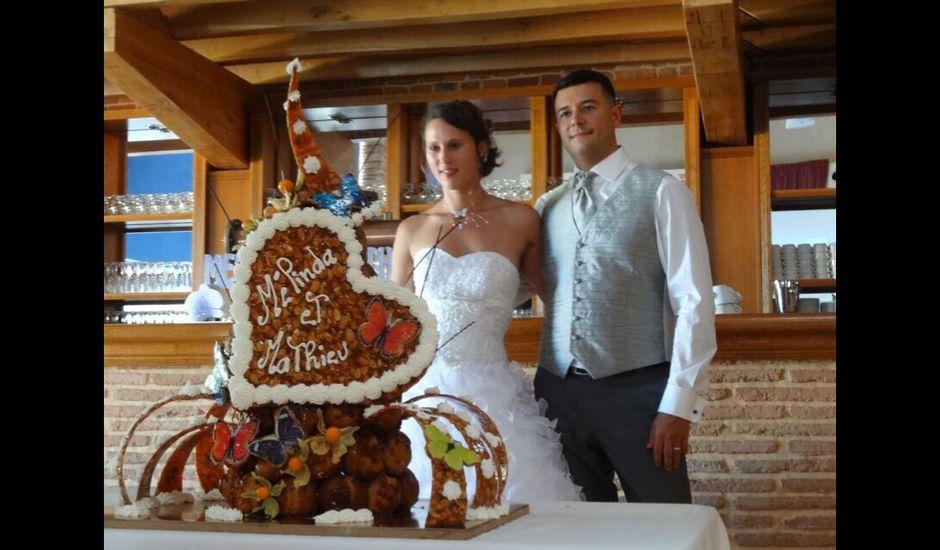 Le mariage de Mathieu et Mélinda à Cornebarrieu, Haute-Garonne