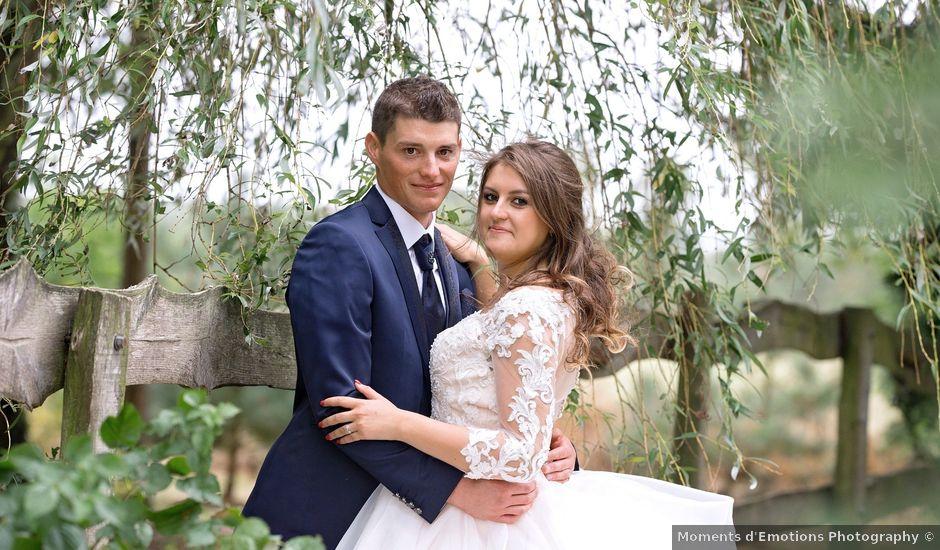 Le mariage de Alexandre et Whitney à Nozay, Loire Atlantique