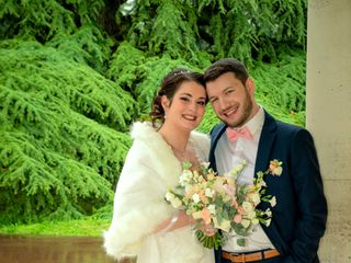 Le mariage de Claire et Pierre 1