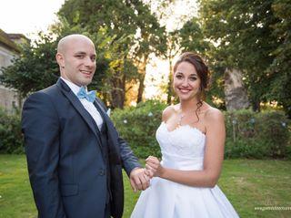 Le mariage de Mélissa et Dimitri