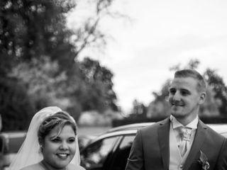 Le mariage de Kelly et Aurélien 1