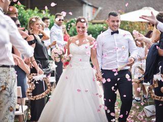Le mariage de Coralie et Lucien