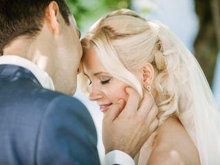 Le mariage de Inna et Jean-Huges