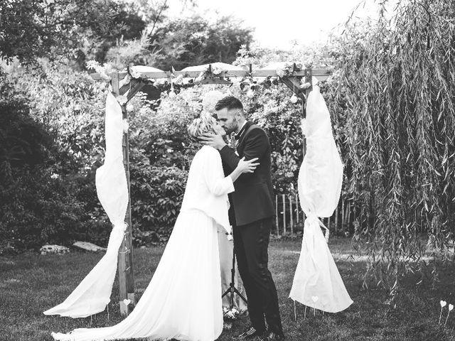 Le mariage de Mika et Elise à Hébécourt, Eure 1