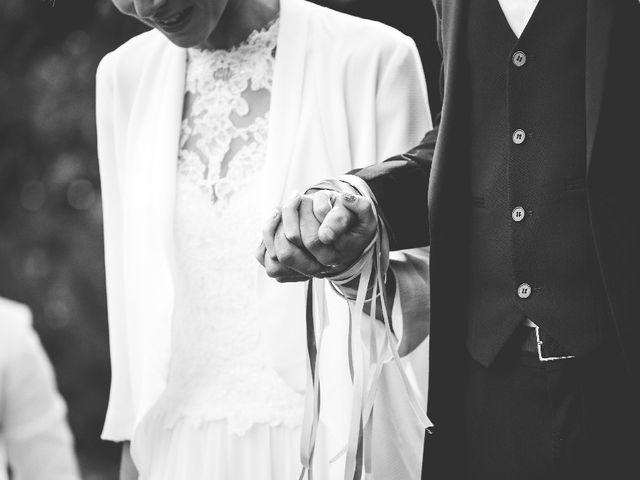 Le mariage de Mika et Elise à Hébécourt, Eure 6