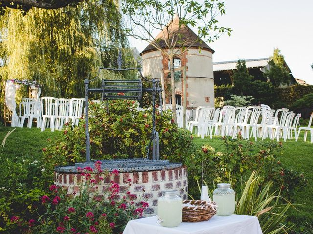 Le mariage de Mika et Elise à Hébécourt, Eure 8