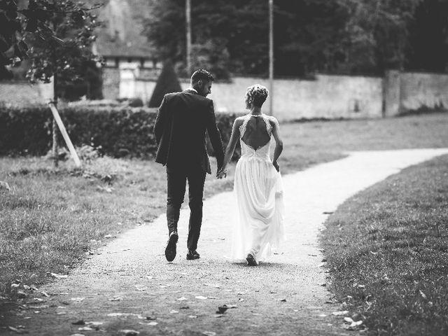 Le mariage de Mika et Elise à Hébécourt, Eure 9