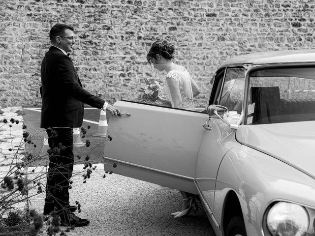 Le mariage de François et Lucie à Dissay, Vienne 5