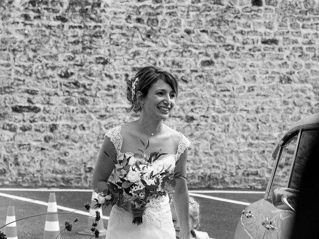 Le mariage de François et Lucie à Dissay, Vienne 6