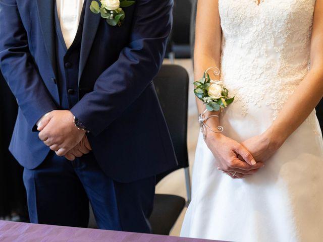 Le mariage de François et Lucie à Dissay, Vienne 13