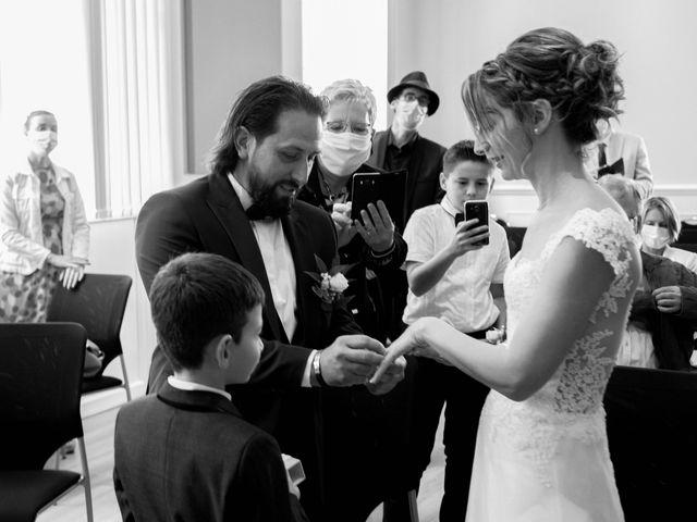 Le mariage de François et Lucie à Dissay, Vienne 21