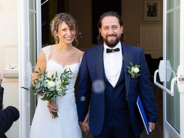 Le mariage de François et Lucie à Dissay, Vienne 24