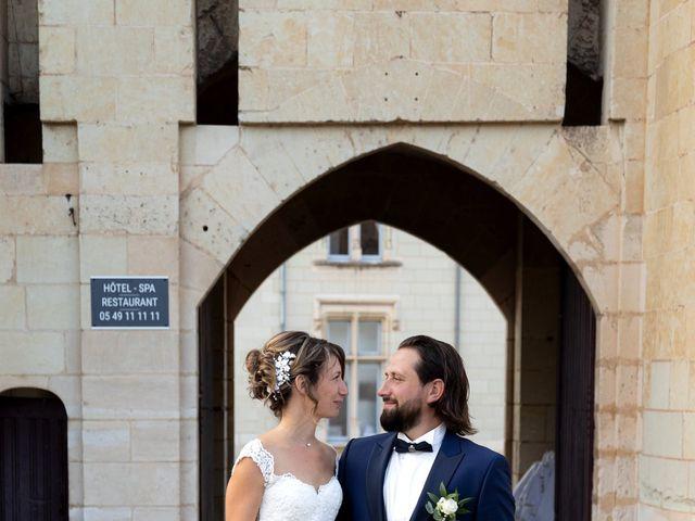 Le mariage de François et Lucie à Dissay, Vienne 29