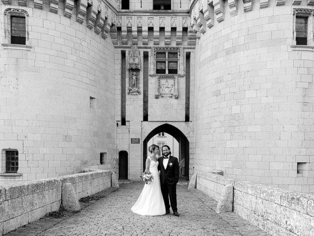 Le mariage de François et Lucie à Dissay, Vienne 31