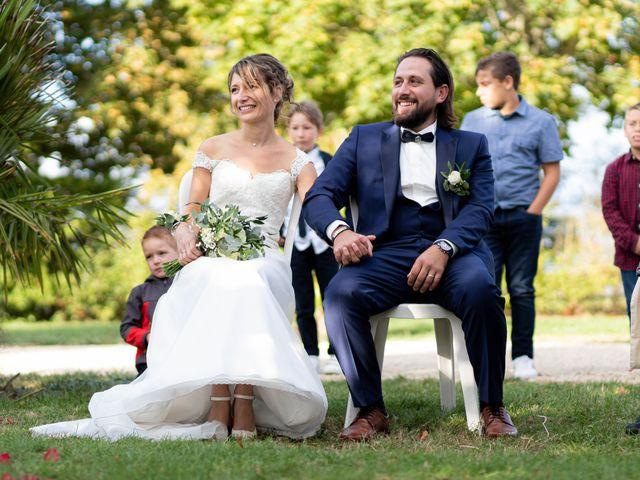 Le mariage de François et Lucie à Dissay, Vienne 40