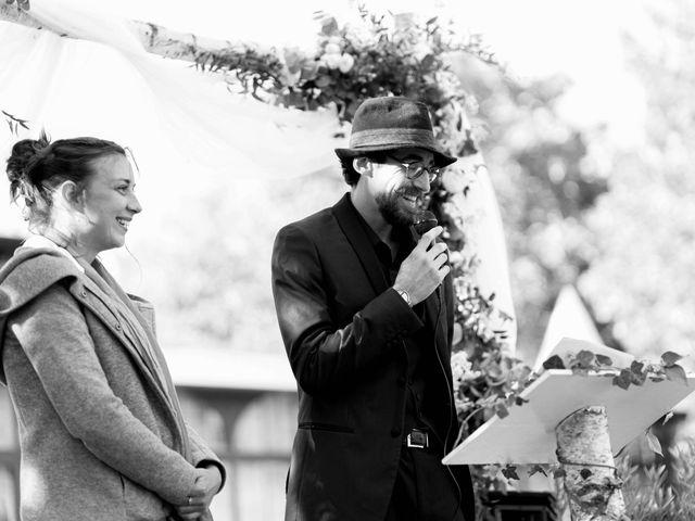 Le mariage de François et Lucie à Dissay, Vienne 41