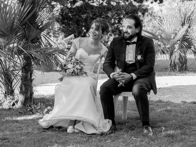 Le mariage de François et Lucie à Dissay, Vienne 49
