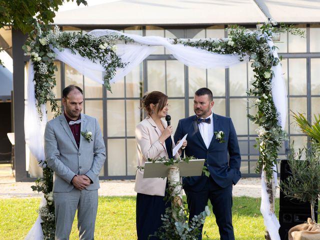 Le mariage de François et Lucie à Dissay, Vienne 51