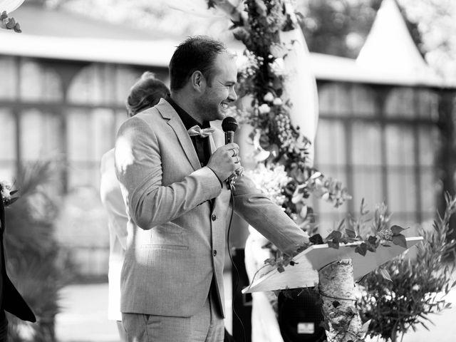 Le mariage de François et Lucie à Dissay, Vienne 53