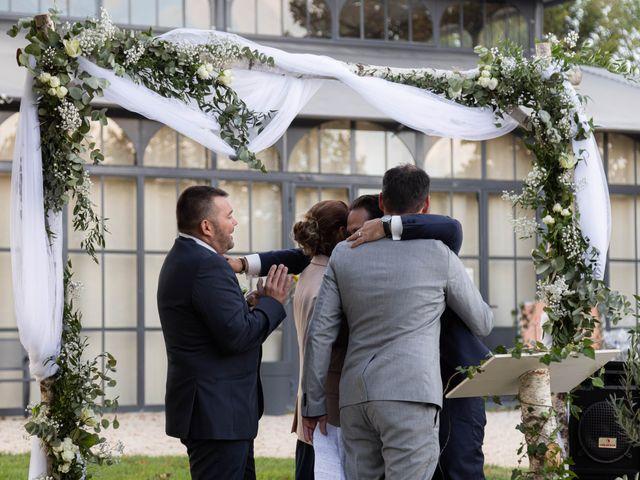 Le mariage de François et Lucie à Dissay, Vienne 55