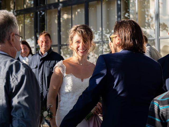 Le mariage de François et Lucie à Dissay, Vienne 75