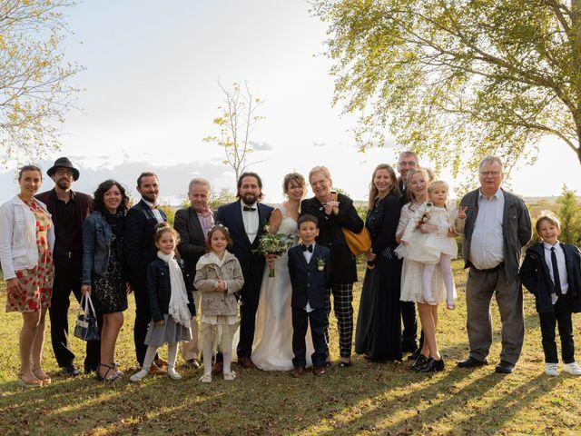 Le mariage de François et Lucie à Dissay, Vienne 85