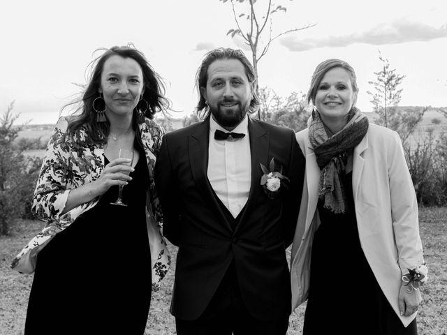 Le mariage de François et Lucie à Dissay, Vienne 91