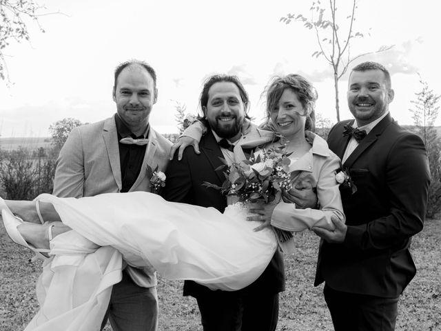 Le mariage de François et Lucie à Dissay, Vienne 95