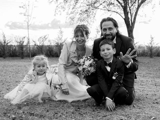 Le mariage de François et Lucie à Dissay, Vienne 97