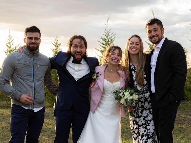 Le mariage de François et Lucie à Dissay, Vienne 100