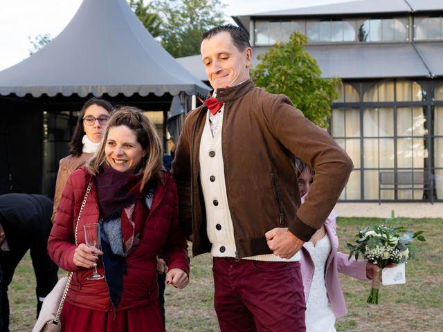 Le mariage de François et Lucie à Dissay, Vienne 103