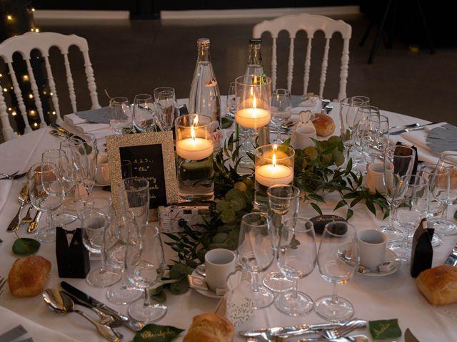 Le mariage de François et Lucie à Dissay, Vienne 115