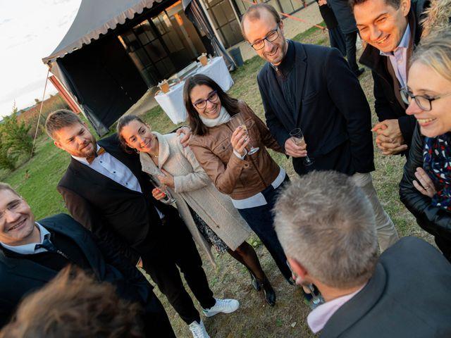 Le mariage de François et Lucie à Dissay, Vienne 120