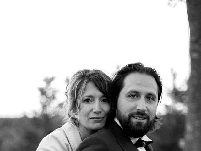Le mariage de François et Lucie à Dissay, Vienne 136