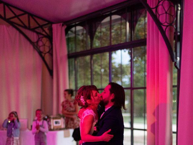 Le mariage de François et Lucie à Dissay, Vienne 144