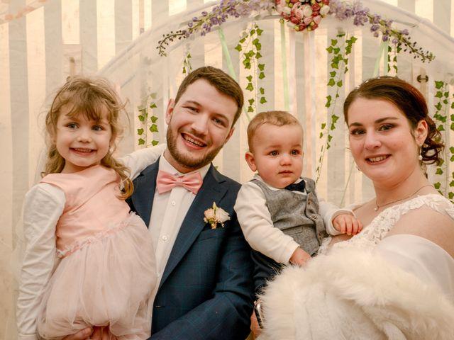 Le mariage de Claire et Pierre