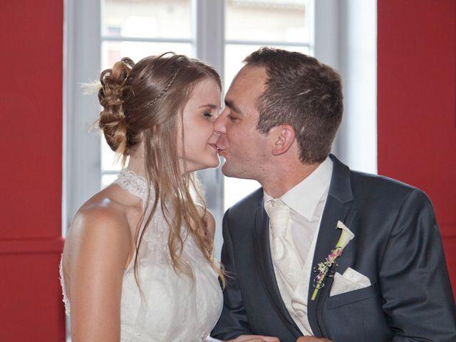 Le mariage de Jérémy et Céline à Veckring, Moselle 18