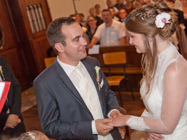 Le mariage de Jérémy et Céline à Veckring, Moselle 25