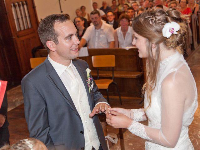 Le mariage de Jérémy et Céline à Veckring, Moselle 26