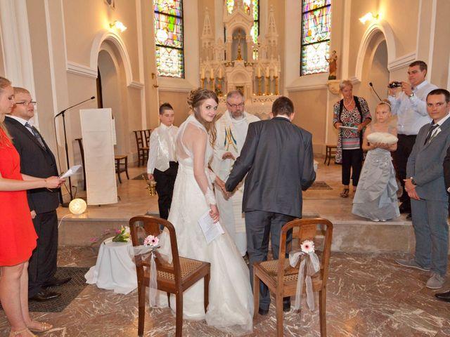 Le mariage de Jérémy et Céline à Veckring, Moselle 27