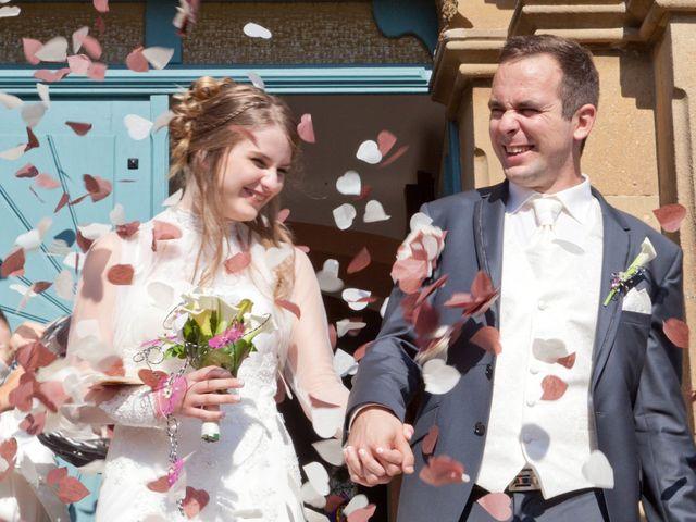Le mariage de Jérémy et Céline à Veckring, Moselle 30