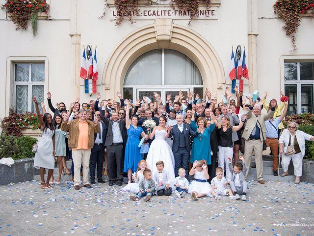 Le mariage de Dimitri et Mélissa à Drancy, Seine-Saint-Denis 11