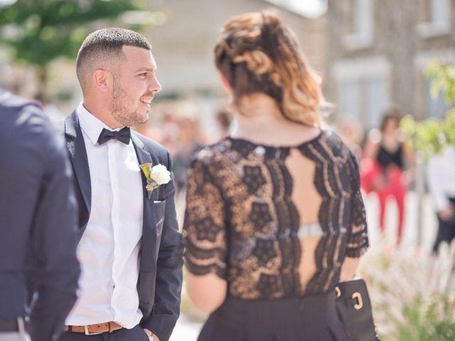 Le mariage de Lucien et Coralie à Witry-lès-Reims, Marne 2