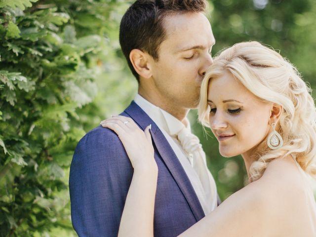 Le mariage de Jean-Huges et Inna à Annecy, Haute-Savoie 15