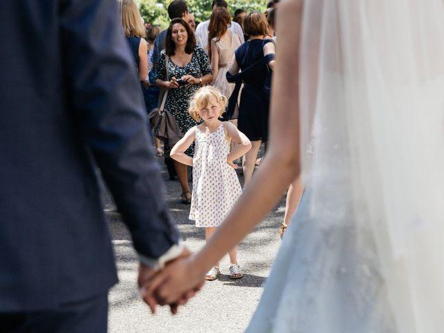 Le mariage de Jean-Huges et Inna à Annecy, Haute-Savoie 17
