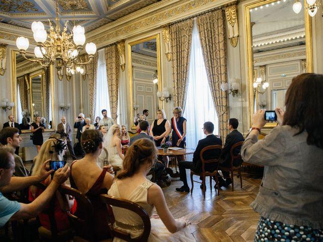 Le mariage de Jean-Huges et Inna à Annecy, Haute-Savoie 18