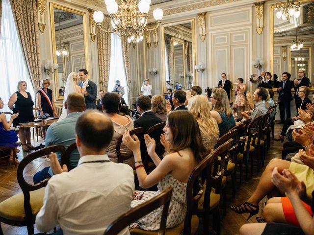 Le mariage de Jean-Huges et Inna à Annecy, Haute-Savoie 20